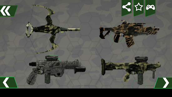 Toy Guns Military Sim - náhled
