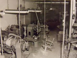 Photo: Factory damage