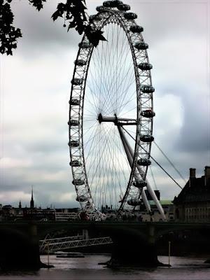l'inflazionato occhio di Londra di AlexSandra