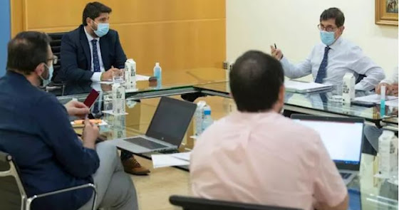 Totana (Murcia) vuelve a la fase 1 de la desescalada