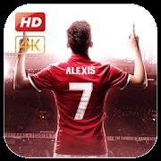 Alexis Sanchez Wallpaper HD icon
