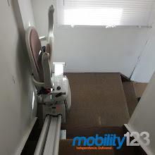 Photo: Acorn Stairlift Rental