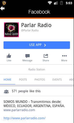 玩免費音樂APP|下載Parlar Radio app不用錢|硬是要APP