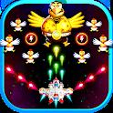 Chicken Shooter: Crazy Invader icon