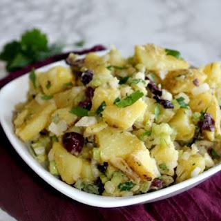 No Mayo Potato Salad #SundaySupper