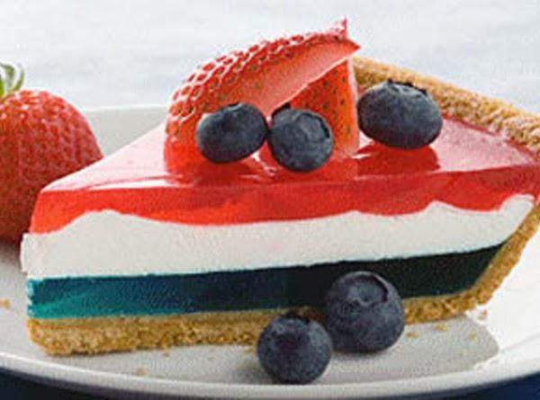 Davita Red,white, And Blue Pie Recipe