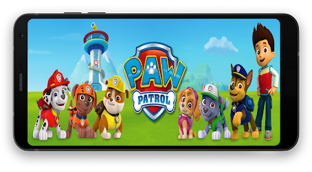 Paw Wallpaper Patrol 2