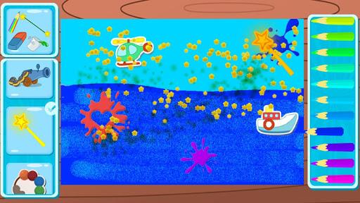 Kids Games: Coloring Book 1.1.0 screenshots 3