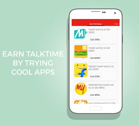 Free Recharge App - Earn 250Rs 0.9 screenshot 513300