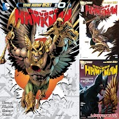 The Savage Hawkman (2012)
