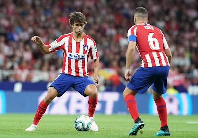 Atletico speelt voor de twaalfde keer gelijk tegen Sevilla