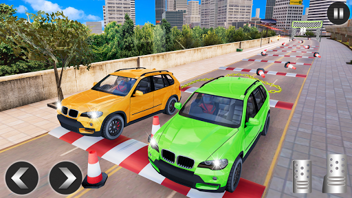 Chained Car Racing 2020: Chained Cars Stunts Games android2mod screenshots 16
