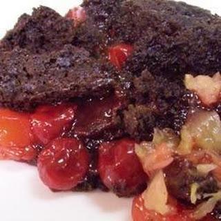 Slow Cooker Black Forest Cake