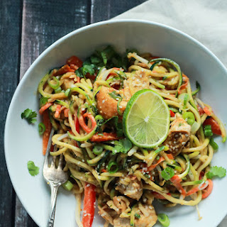 Healthy Thai Peanut Noodles Recipes