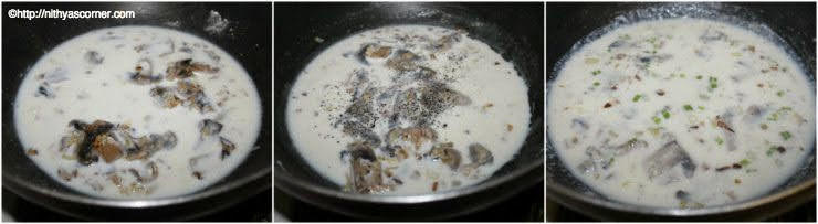 simple and easy cream of mushroom soup