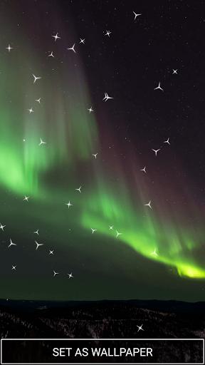Northern Lights Live Wallpaper App Apk Free Download For