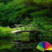 Nature Nougat Theme For Xperia