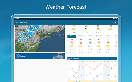 Weather & Radar USA - Severe weather alerts  screenshots 7