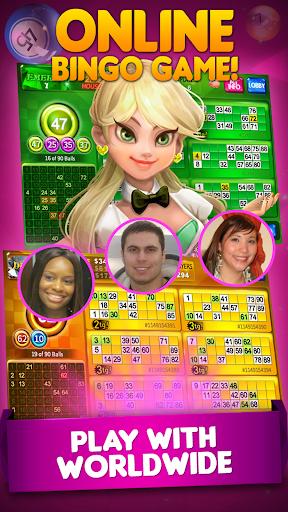 Bingo 90 Live: Vegas Slots & Free Bingo 16.32 Mod screenshots 2
