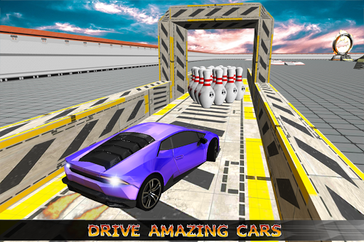 Extreme 3D Car Stunts Tricks
