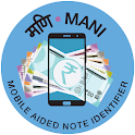 MANI– Mobile Aided Note Identifier icon