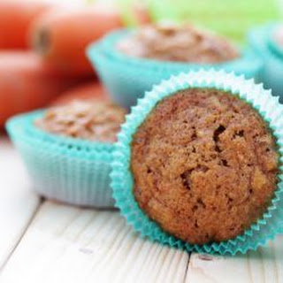 Carrot N Oat Muffins