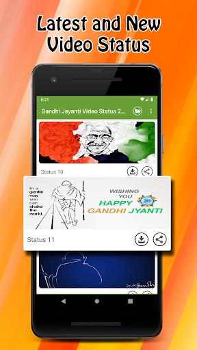 Gandhi Jayanti Video Status screenshot 1