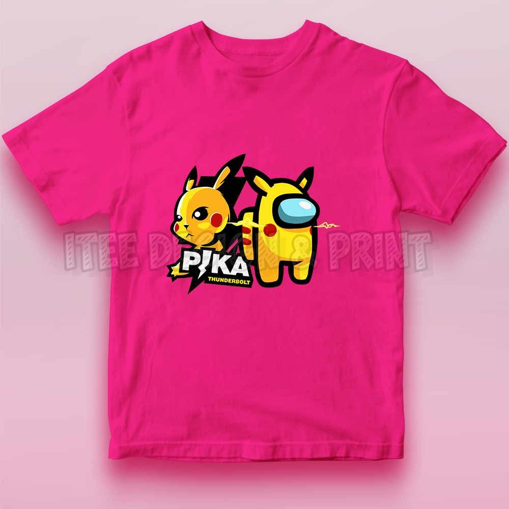 Pikachu Among Us Impostor 20