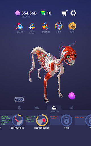 Idle Pet - Create cell by cell modavailable screenshots 13