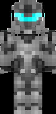 halo nova skin