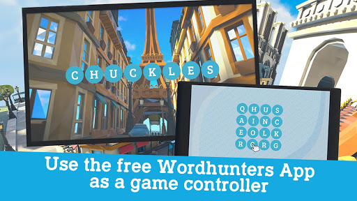 Wordhunters™  screenshots 1