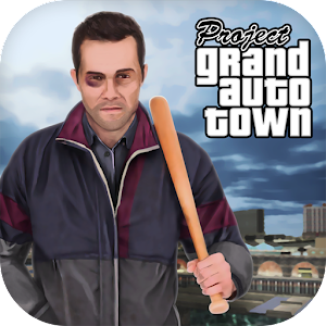 Project Grand Auto Town Sandbox Beta for PC