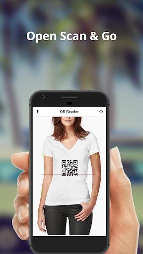QR Code Reader & Scanner screenshot 5