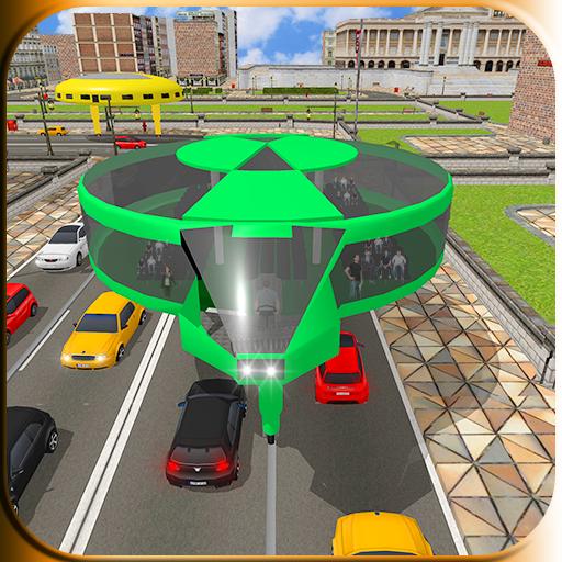 Gyroscope Future Coach Bus Driving Simulator