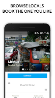 screenshot of Showaround - Find a Local