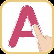 Tracing Letters - Preschool