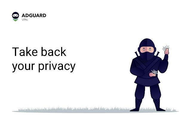 AdGuard VPN — Privacy & Security Beta