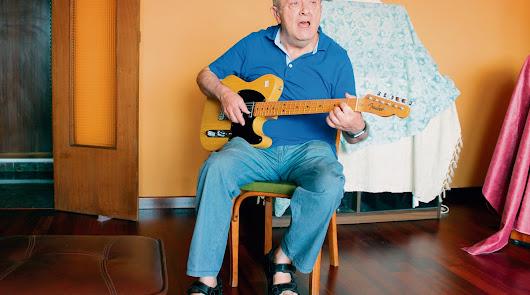 La soledad de un músico auténtico
