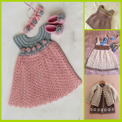 Latest Baby Knitting Dress Ideas – Apps bei Google Play