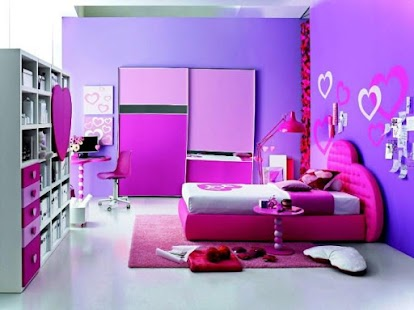 teen bedroom decorations - android apps on google play