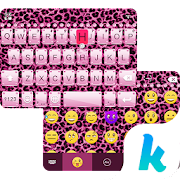 Pink Cheetah 😼 Keyboard Theme 3.0 Icon