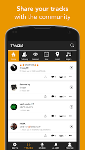 OffTop Studio: Record, Rap & Sing over Beats 21.97 Android Mod APK 3