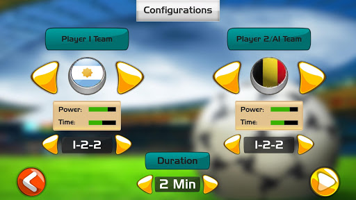 Futbol: Kick Soccer Game screenshot 2