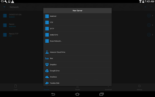 nPlayer Screenshot