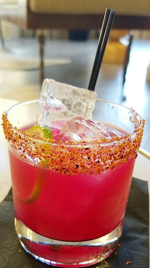 Alto Bajo cocktail - margarita