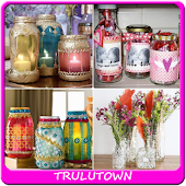Cute DIY Mason Jars