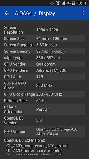 AIDA64 screenshot 4