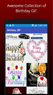 Happy Birthday GIF? Collection - náhled