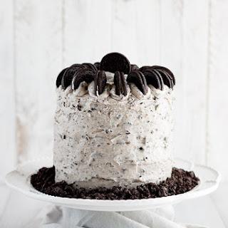 Chocolate Oreo Cake.