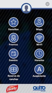 Quito App - náhled